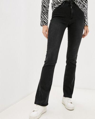 Расклешенные серые джинсы Replay