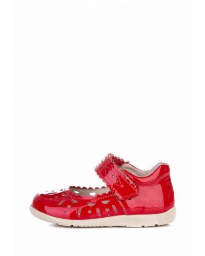Туфли лаковые красные Miracle Me