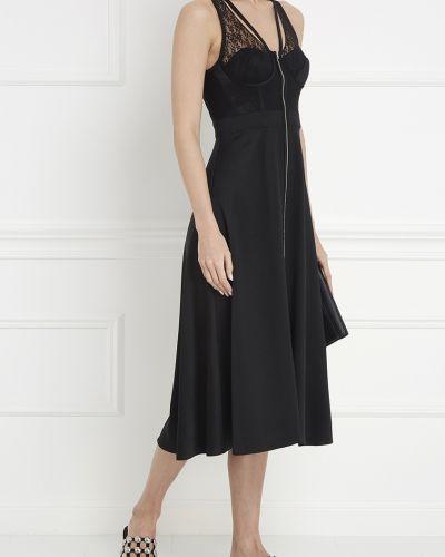 Платье мини облегающее с завышенной талией Alexander Wang