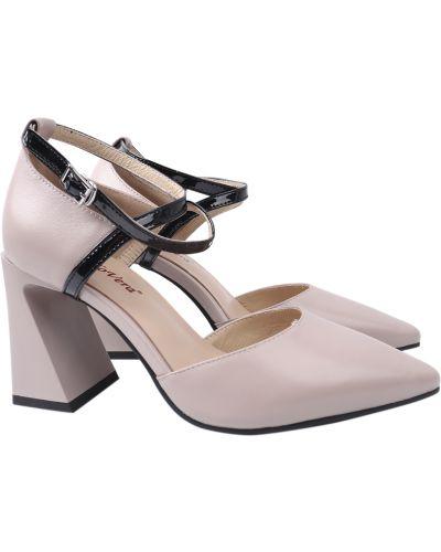 Кожаные туфли Angelo Vani
