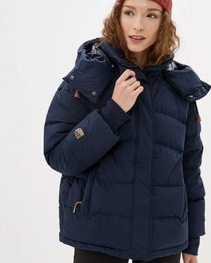 Куртка осенняя синий Icepeak