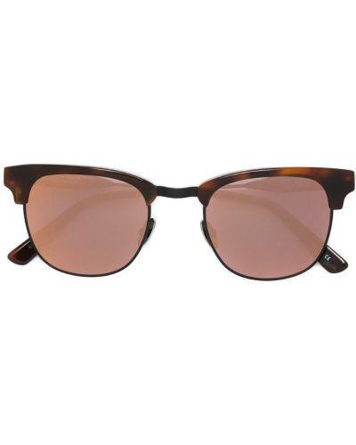 Муслиновые солнцезащитные очки хаки Westward Leaning