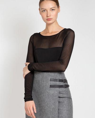 Блузка с длинным рукавом скромный вечерняя Vassa&co