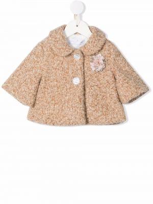 Brązowa klasyczna kurtka Colorichiari