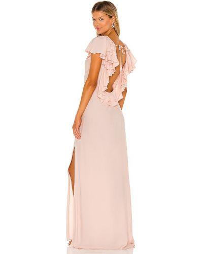 Платье с драпировкой Tularosa