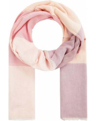 Różowy pareo bawełniany Becksöndergaard