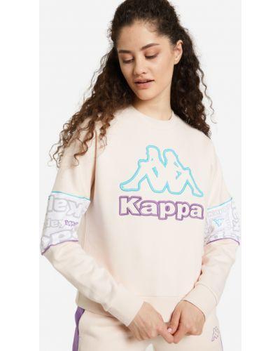 Яркий свитшот Kappa