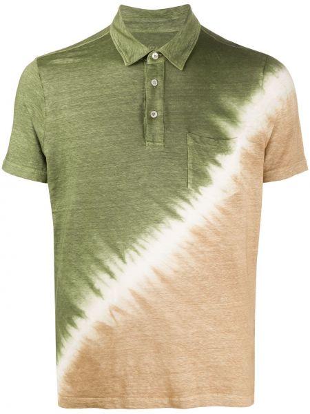Koszula krótkie z krótkim rękawem klasyczna z nadrukiem Altea