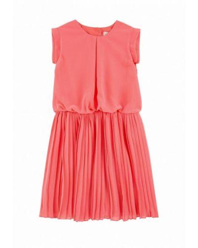 Платье красный коралловый Lili Gaufrette