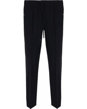 Черные брюки с карманами Hugo Boss