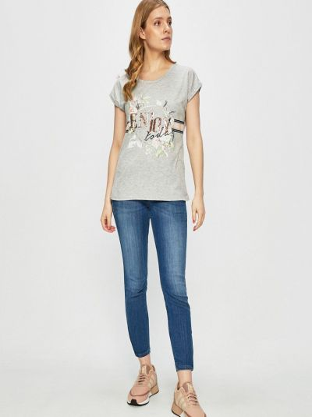 Укороченные джинсы Lee