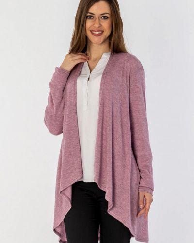 Кардиган фиолетовый S&a Style