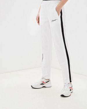 Спортивные брюки белые Zasport