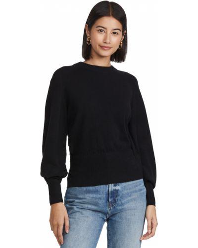 Шерстяной свитер - черный Alc