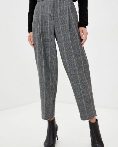 Классические серые классические брюки Iblues