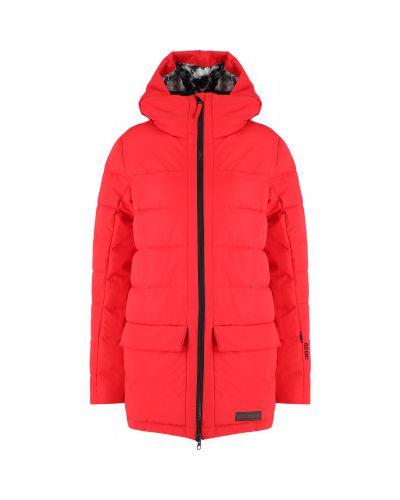 Куртка мембранная - красная Glissade