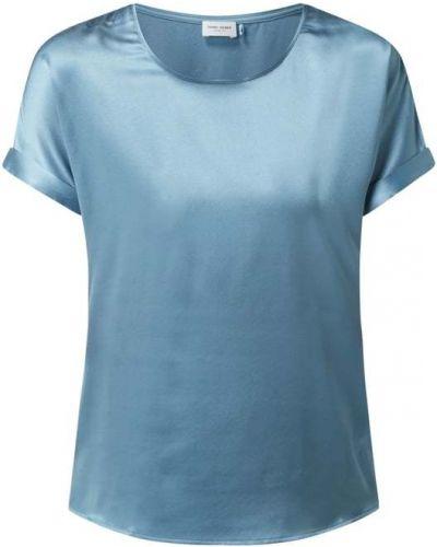 Niebieska bluzka z jedwabiu Gerry Weber