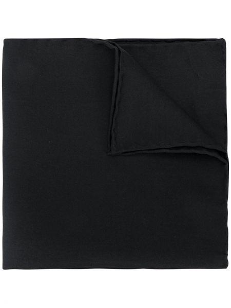 Черный платок Lanvin