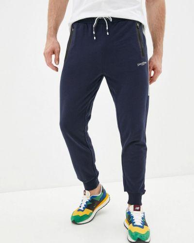 Синие спортивные брюки J. Hart & Bros