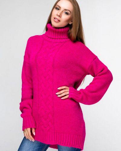 Свитер розовый Sewel
