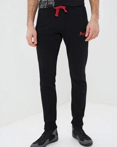 Спортивные брюки черные Boxeur Des Rues
