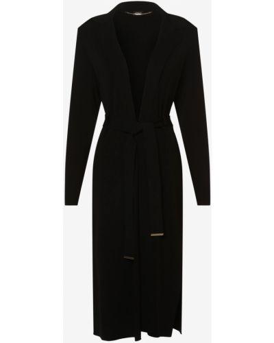Czarny garnitur elegancki S.oliver Black Label
