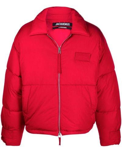 Куртка двусторонняя - красная Jacquemus