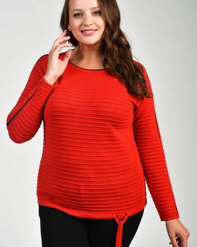 Хлопковый пуловер Lebek
