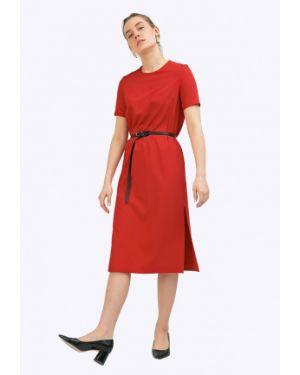 Летнее платье миди платье-сарафан Emka