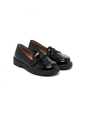 Loafers - czarne Age Of Innocence