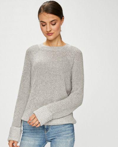 Вязаный свитер с узором трикотажный Noisy May
