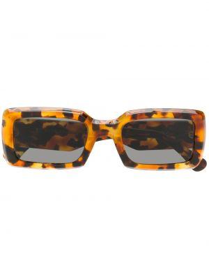 Темные солнцезащитные очки - коричневые Retrosuperfuture
