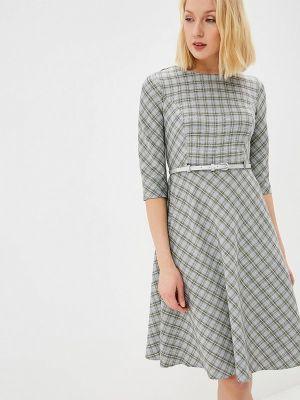 Платье - серое Shovsvaro