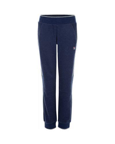 Спортивные брюки льняные Fila