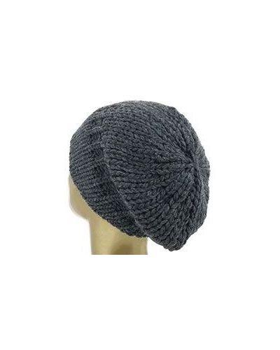Серая шапка Coccinelle