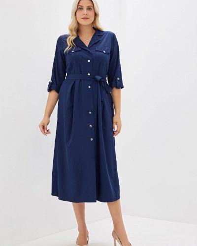 Платье платье-рубашка осеннее Svesta