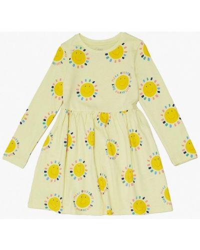 Повседневное белое платье Marks & Spencer