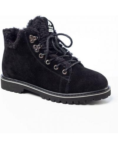 Черные ботинки Prima D'arte