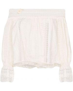 Топ с открытыми плечами винтажный One Vintage
