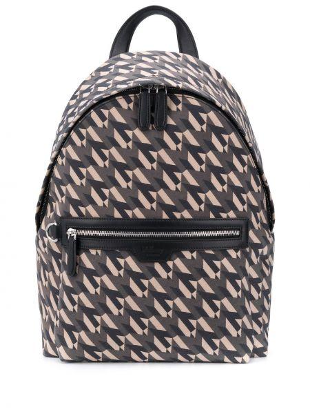 Skórzany plecak na paskach Mulberry