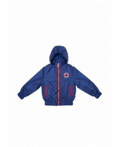 Куртка весенний синий Kat