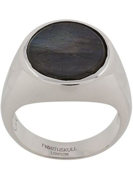 Серебряное кольцо Northskull