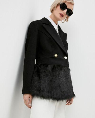Черное пальто Marciano Los Angeles