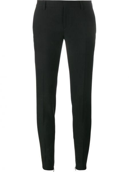 Spodnie z kieszeniami czarne Saint Laurent