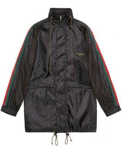 Płaszcz bawełniany Gucci