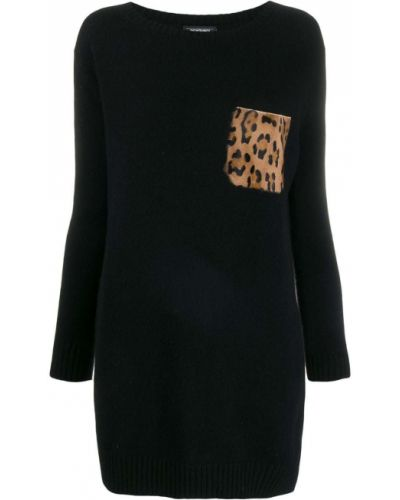 Платье в рубчик Simonetta Ravizza