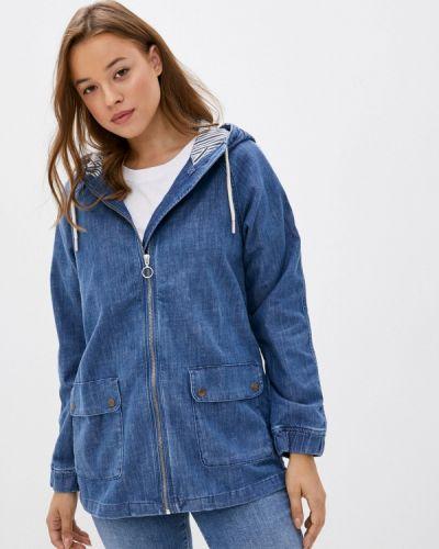 Синяя джинсовая куртка Mavi