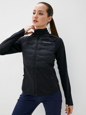 Утепленная куртка - черная Peak Performance