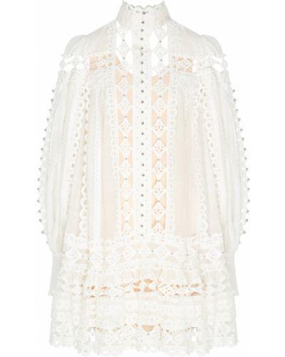 Платье платье-комбинация шелковое Zimmermann