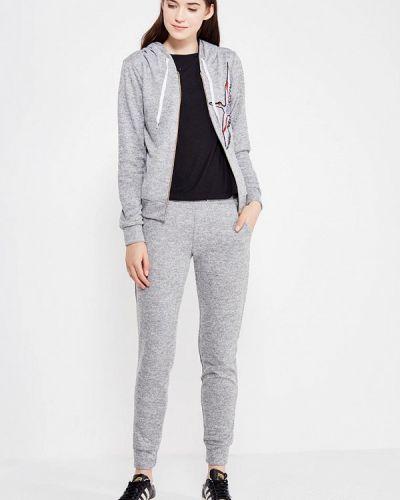 Спортивный костюм серый Grand Style